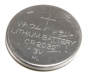 watch, heart rate monitor, lithium coin cell battery